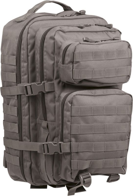 MILTEC Batoh Assault LG 36L - urban grey, (14002208)