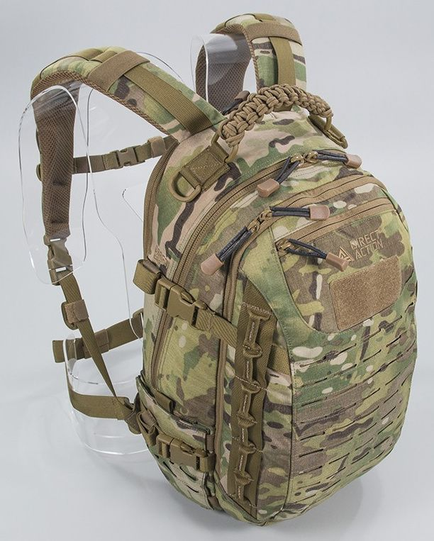 DIRECT ACTION Batoh Dragon Egg Mk. II. - Cordura - crye multicam, (BP-DEGG-CD5-MCM)