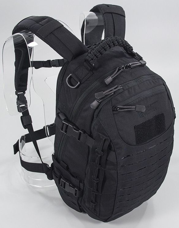 DIRECT ACTION Batoh Dragon Egg Mk. II. - Cordura - čierny, (BP-DEGG-CD5-BLK)