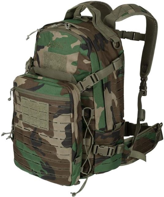 DIRECT ACTION Batoh GHOST Mk. II. cordura - woodland (BP-GHST-CD5-WDL)