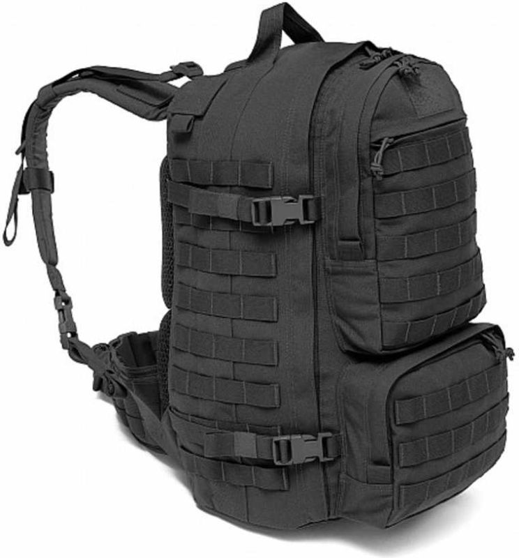 Warrior Elite Ops Predator Pack Black (W-EO-PRD-BLK)