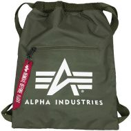 ALPHA INDUSTRIES Taška Alpha Gym Bag - sage green (196927/01)