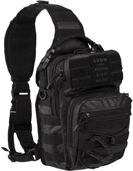 MilTec Kapsa cez rameno Strap Assault Tactical Pack SM (14059188) - Čierny