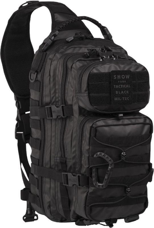 MilTec Kapsa cez rameno Strap Assault Tactical Pack LG (14059288) - Čierny