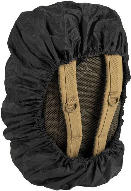 MILTEC Obal na ruksak do dažďa Assault SM 68x45 - čierny (14080002)