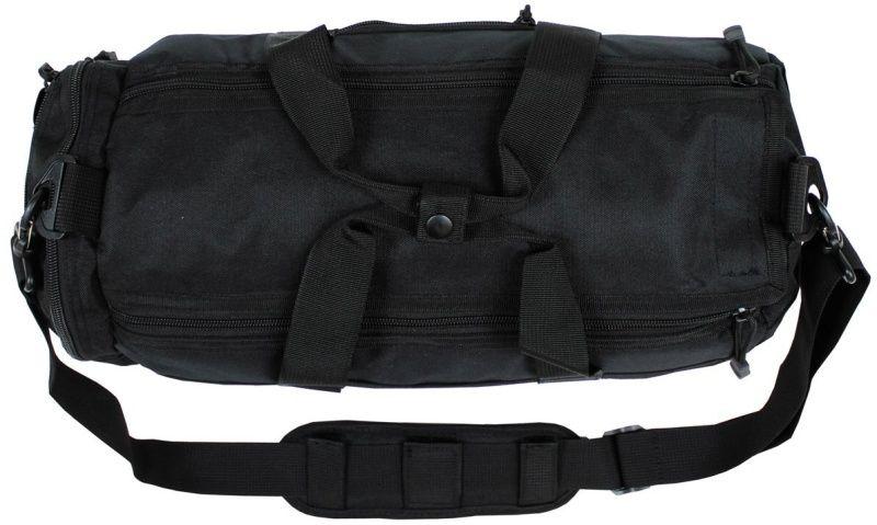 MFH Zásahová taška s MOLLE - čierna, (30652A)