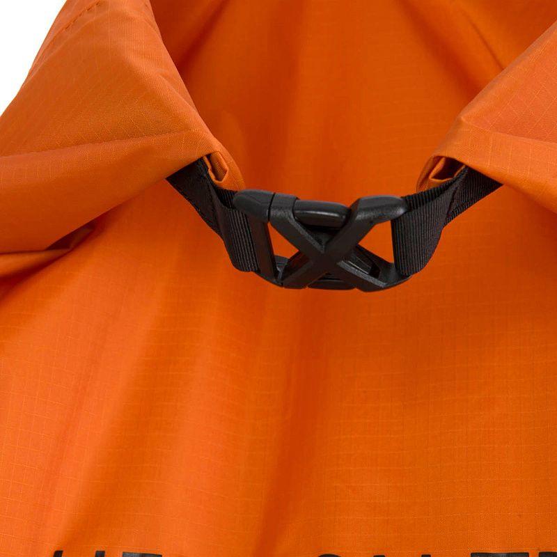 HELIKON Vak na oblečenie Arid Dry Sack, medium - olivový/čierny (AC-ADM-NL-0201B)