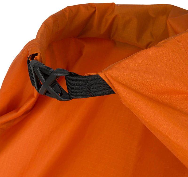 HELIKON Vak na oblečenie Arid Dry Sack, small - oranžový/čierny (AC-ADS-NL-2401A)