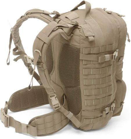 Warrior Elite Ops Predator Pack Coyote Tan (W-EO-PRD-CT)