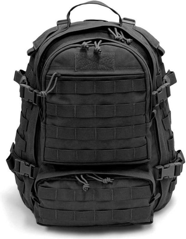 Warrior Elite Ops Pegasus Pack Black (W-EO-PEG-BLK)