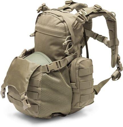 Warrior Elite Ops Helmet Cargo Pack Coyote (W-EO-HCP-CT)