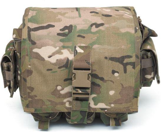 Warrior Elite Ops Low Profile Grab Bag - MultiCam (W-EO-GRAB-LP-MC)