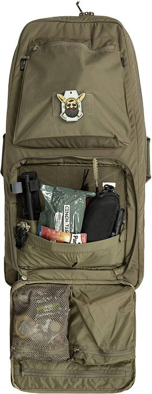 HELIKON Batoh SBR Carrying Bag - šedý (TB-SCB-CD-35)