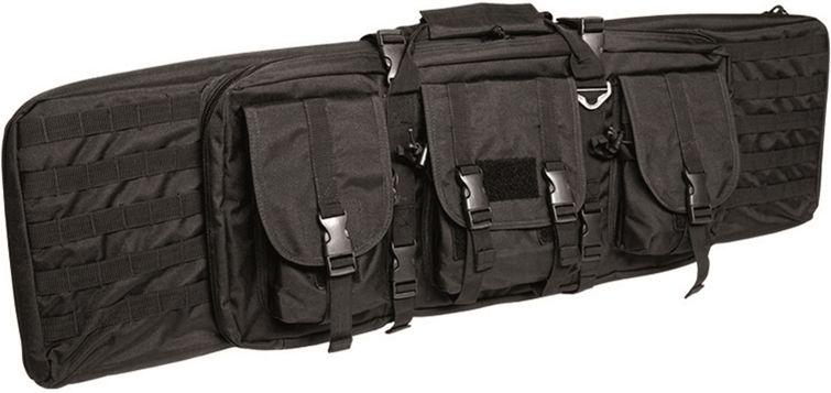 MILTEC Transportné puzdro na zbraň STURM, 105cm - čierne (16193002)
