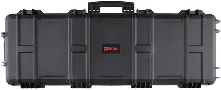 NUPROL Kufor na dlhú zbraň PNP Hard Case 110cm - čierny