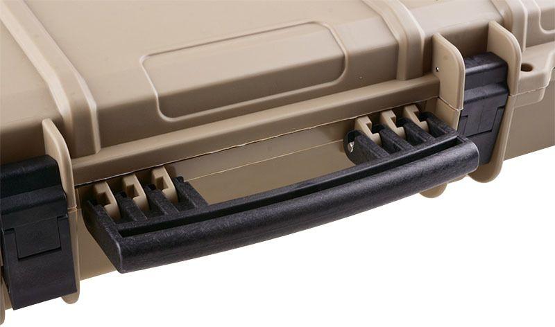 NUPROL Kufor na dlhú zbraň PNP Hard Case 110cm - tan