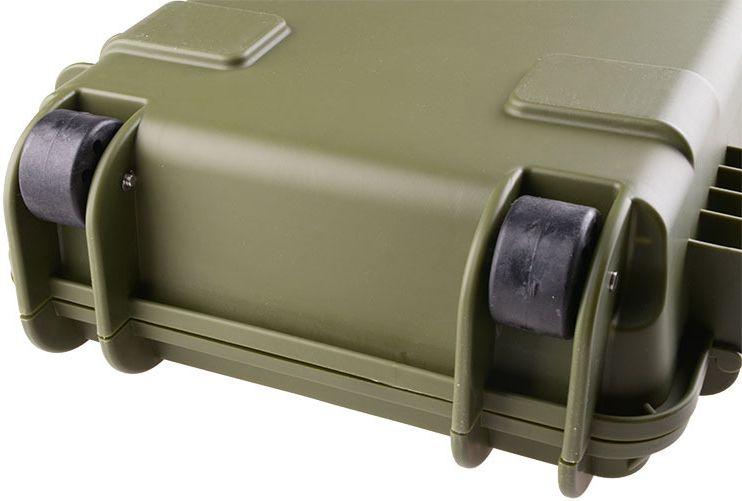 NUPROL Kufor na dlhú zbraň PNP Hard Case 110cm - zelený