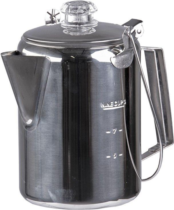 MILTEC Kanvica na kávu so sitkom 1,3L stainless steel (14680400)