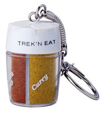Korenička TREK′N EAT 4 druhy korenia - privesok na kľúče