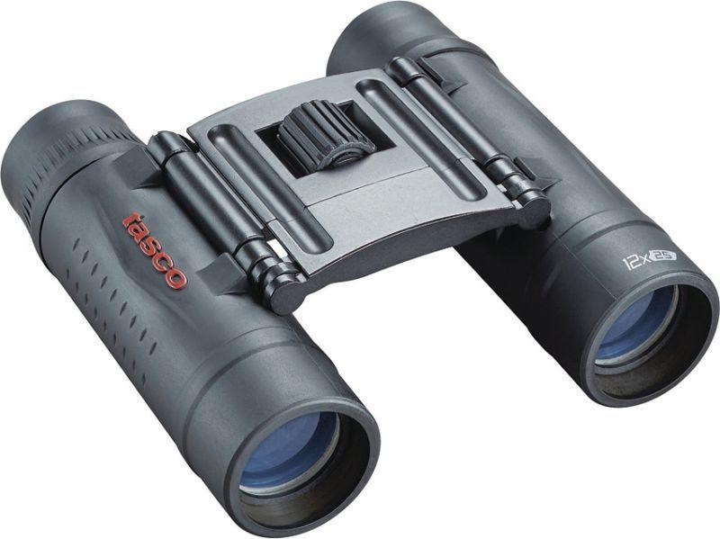 TASCO Ďalekohľad Tasco Essentials 12x25mm - čierny, (TAS178125)