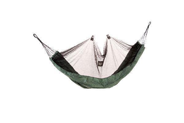 Sieťovaná závesná posteľ Hamaka Hiking s moskytiérou
