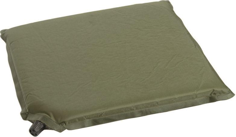 Nafukovacia podložka, 35x32cm, olivová