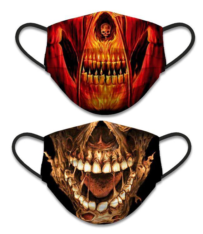 Ochranné rúško Reversible Jaw (30656)