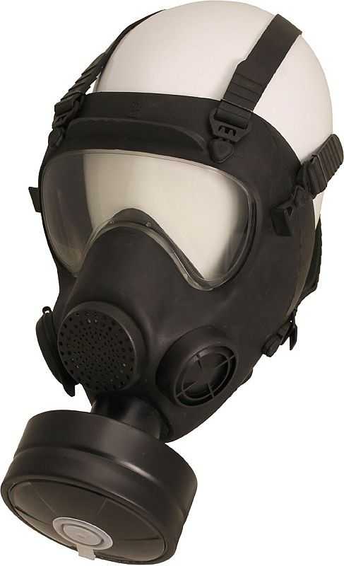Plynova maska MP-5, dekorácia (1. trieda)