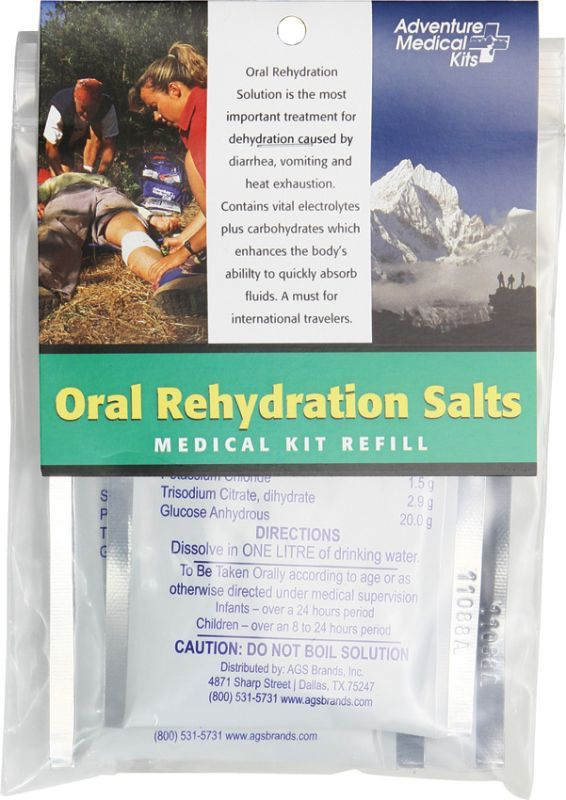 ADVENTURE MEDICAL KITS Oral Re Outdoor Gear, (AD0650)