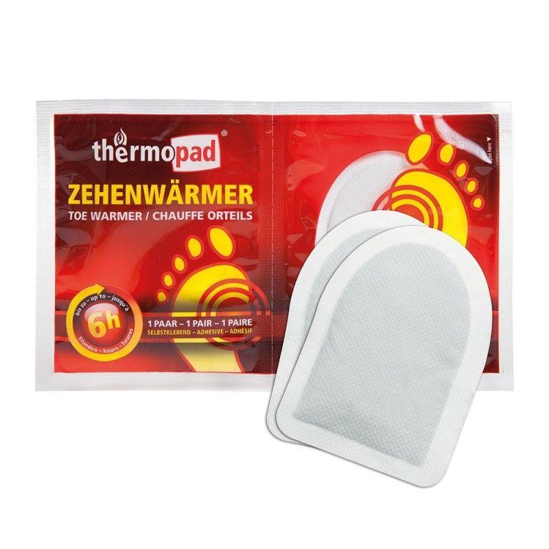 Thermopad - jednorázový nalepovací chemický ohrievač na nohy