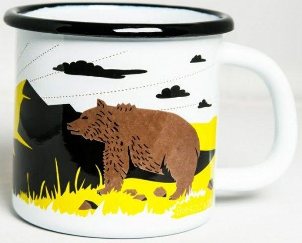 Poľský hrnček - medveď