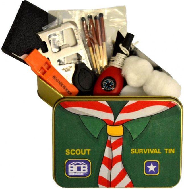 BCB Balíček Survival Scout