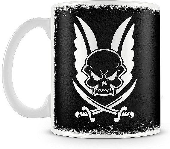 Warrior Elite Ops Original Warrior Mug W-EO-MUG
