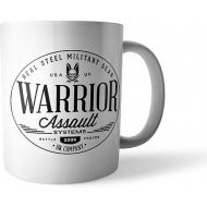 WARRIOR Elite Ops Mug Real Steel (W-EO-MUG-STEEL)