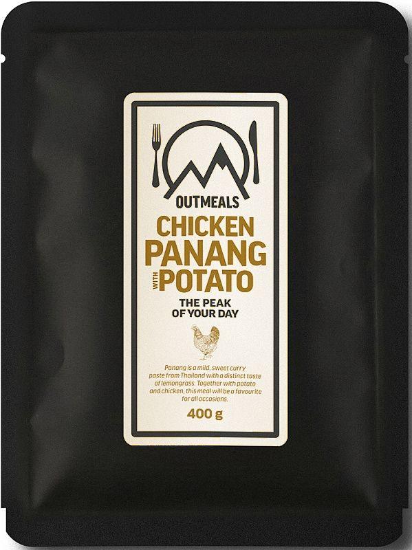 OUTMEALS Kuracie panang so zemiakmi