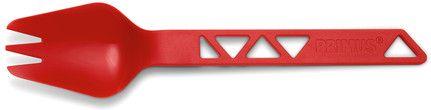 PRIMUS Príbor TrailSpork Tritan 2v1 - červený (P740490)