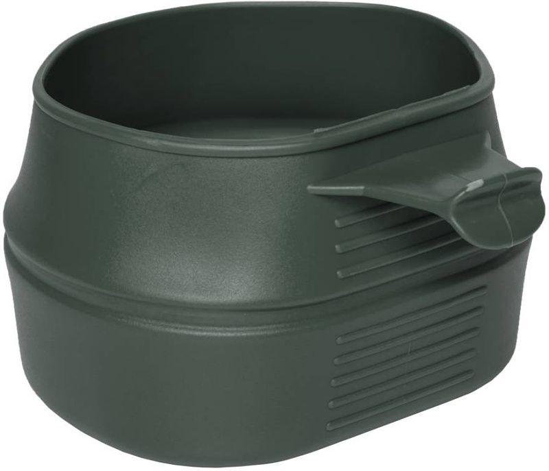 WILDO Skladací hrnček Fold-A-Cup - čierny