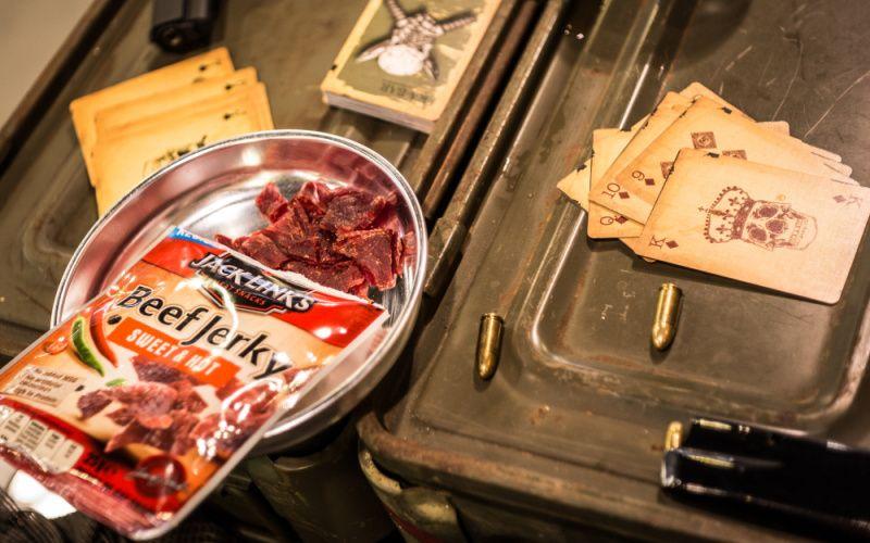 JACK LINKS Sušené mäso Sweet & Hot Jerky 25g