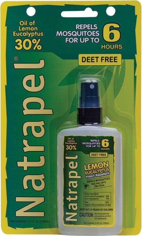 ADVENTURE MEDICAL Repelent Natrapel Lemon 6 hod  (AD6862)
