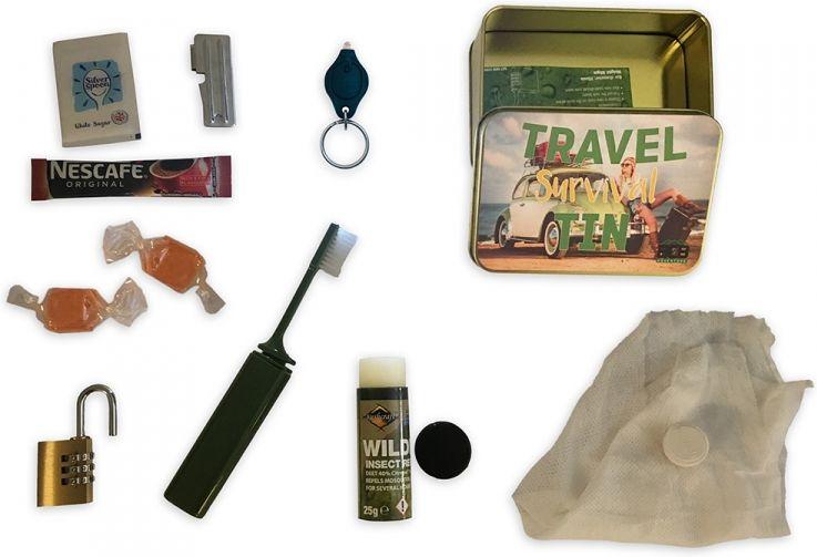 BCB Balíček Survival Travel