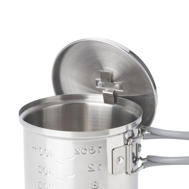 ESBIT Súprava na varenie Stainless Steel, (1103)