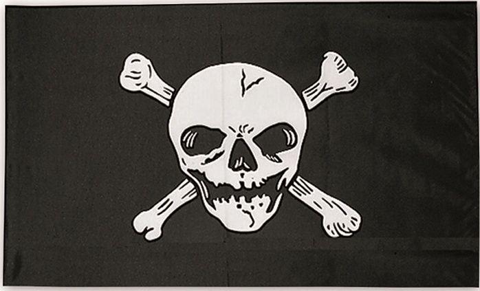 MILTEC Zástava Pirát, (16786000)