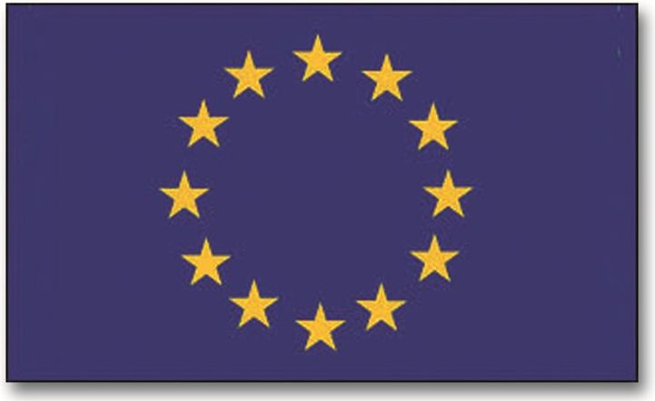 MILTEC Zástava EU, (16728000)