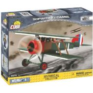 COBI Stavebnica Great War Sopwith F. 1 Camel (COBI-2975)