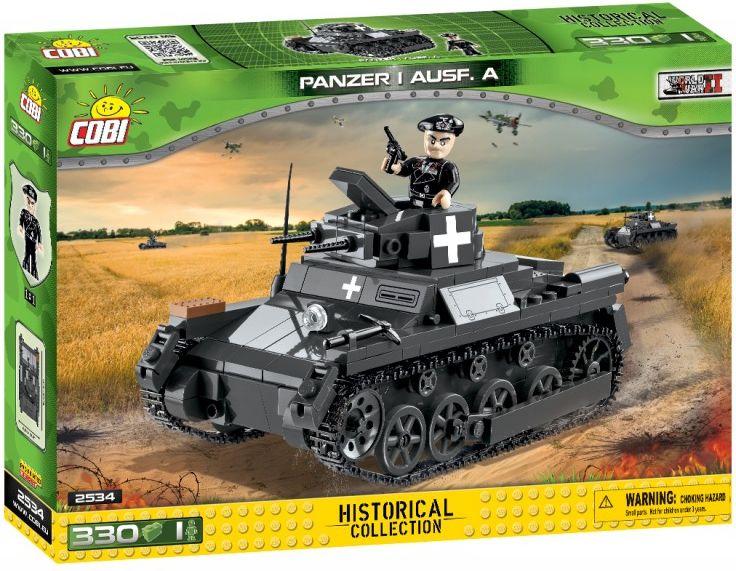 COBI Stavebnica WW2 Panzer I Ausf. A (COBI-2534)