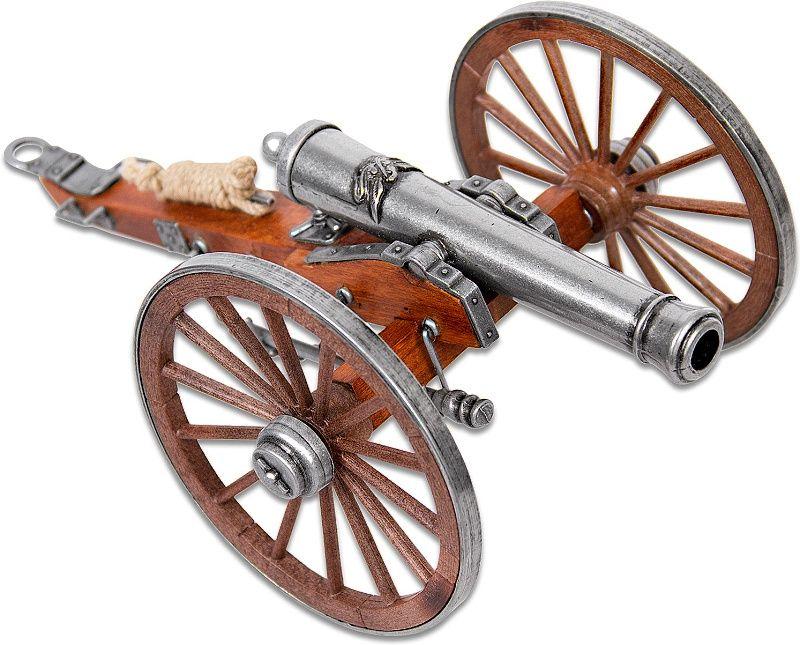 DENIX Model 1857 Civil War Cannon (DX445)