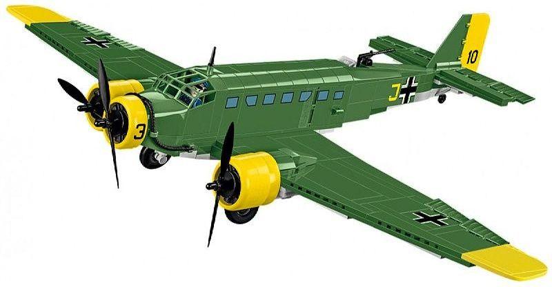 COBI Stavebnica WW2 Junkers JU 52/3M (COBI-5710)