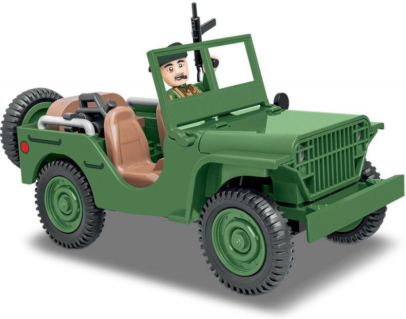 COBI Stavebnica WW2 Ford GP (COBI-2400)
