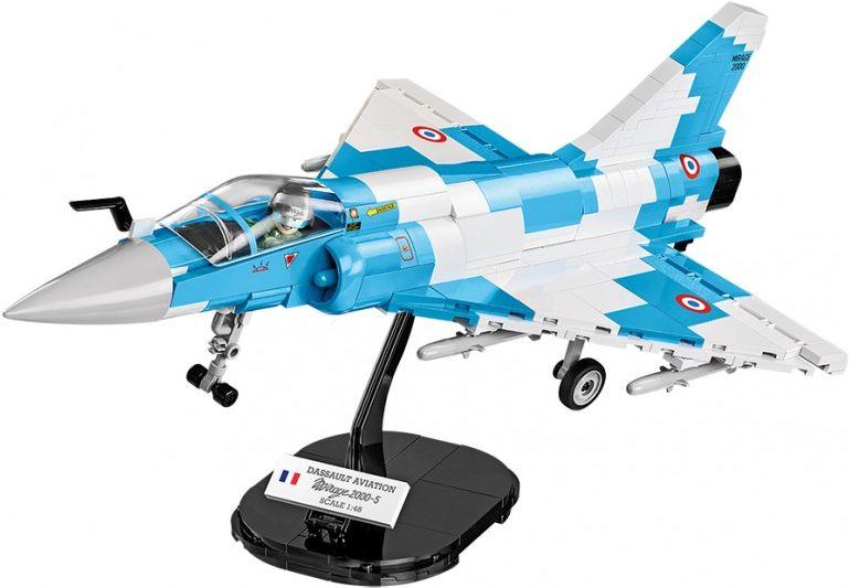 COBI Stavebnica Armed Forces Mirage 2000-5 (COBI-5801)