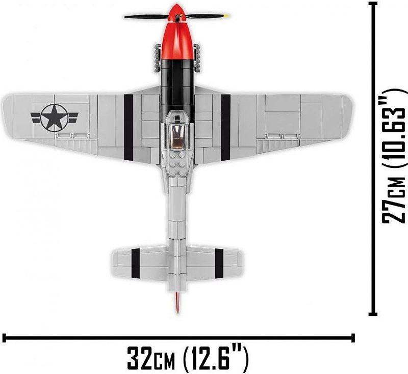 COBI Stavebnica TOP GUN P-51 Mustang (COBI-5806)
